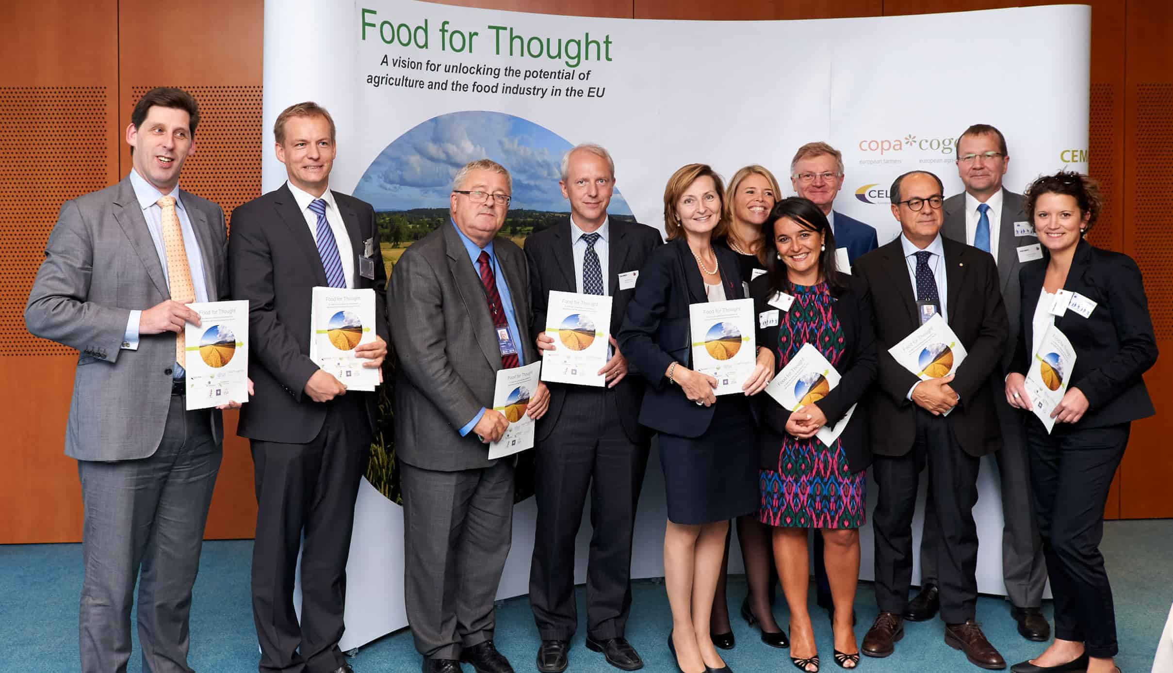 AFCC - Food for Thought presentation